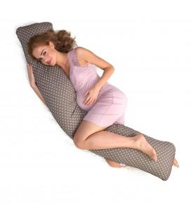 Poduszka typu I bawełniana z wypustką