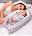 Wyprzedaż Kojec dla noworodka bawełniany BabyNest