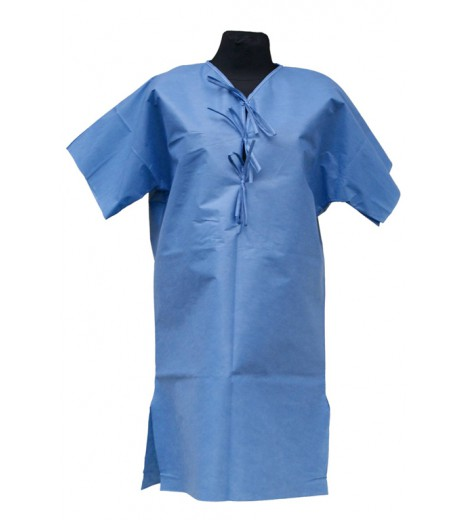 Jednorazowa koszula porodowa / ciążowa