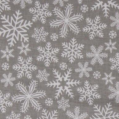 biały śnieg