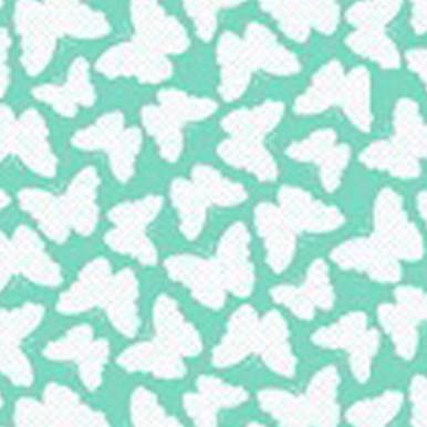 motylki miętowe