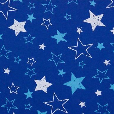 niebieskie gwiazdy