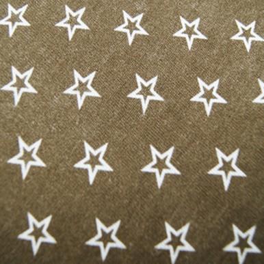brązowe gwiazdki