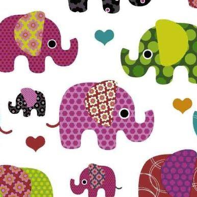 tetra słonie różowe
