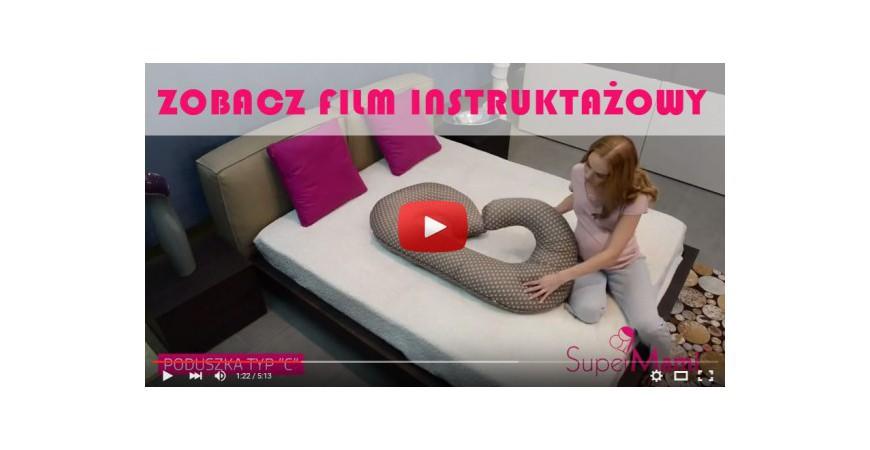 Instrukcja obsługi poduszek ciażowych